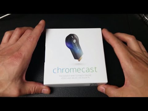 ChromeCast: Unboxing, Setup, & Review-- iPhone & Android Phones (Cast & Screen Mirror)