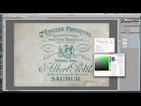 Two Methods To Change Overlay Colors