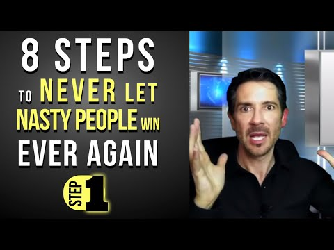 How to Stop Negativity and Rude People from Getting to You- At Work & At Home   Communication Course
