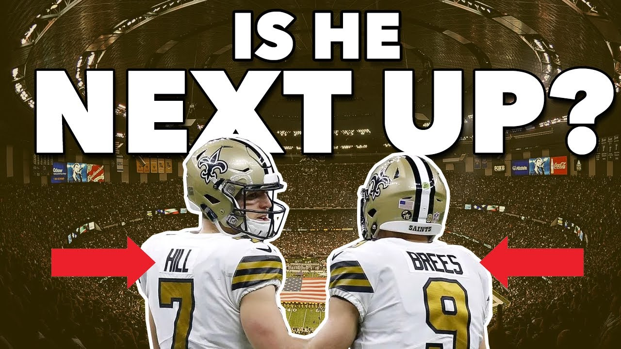 Is Taysom Hill the Saints Next Quarterback? Or the NFL's Next Big Thing?