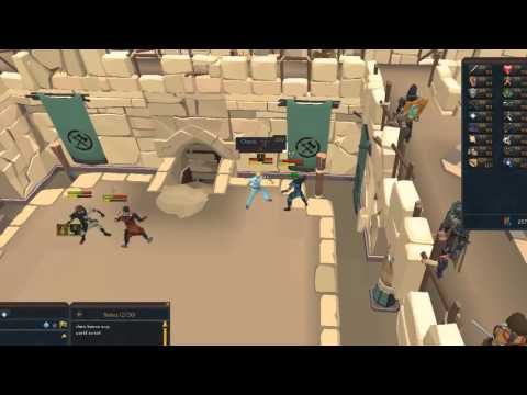 Girl Pixels - 10B+ Runescape Staking Video