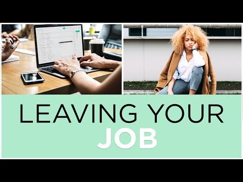 The Ultimate Checklist for Leaving Your Job