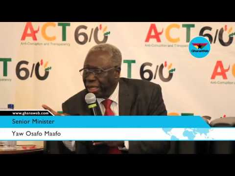 Corruption has destroyed Ghana football - Osafo Maafo