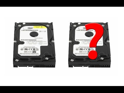 Windows 8 Not Recognizing Second Hard Drive