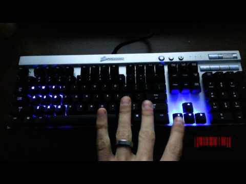 Bios Switch Explained - Corsair Vengeance k70 Keyboard