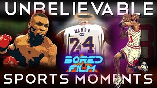 Unbelievable Sports Moments (Knockouts, Comebacks, and Jaw Dropping Feats)