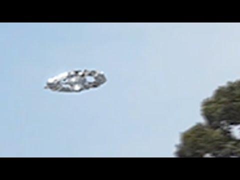 UFO sighting over ZUARI river - INDIA !!! March 2018