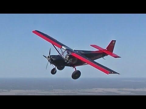 Flying to Alaska: STOL CH 750 Super Duty powered by the Viking Honda engine