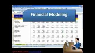 Financial Model Sample by Rogue CFO Chris Benjamin - Download and ...