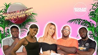 Snoochie Shy Joined by Headie One, Kenny Allstar, Vee Brown & Swarmz | Breakfast with Snoochie Shy