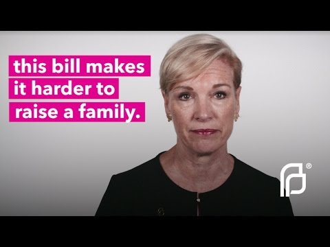 Message from Cecile Richards: House Just Passed AHCA—Call your Senators | Planned Parenthood Video