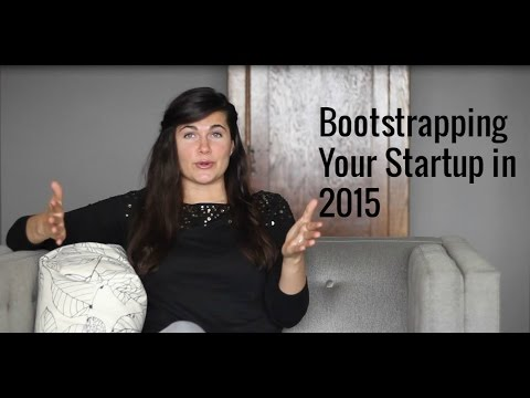Bootstrapping Your Startup in 2015
