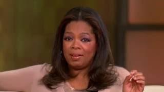 Oprah Winfrey. Losing Weight In The Public Eye