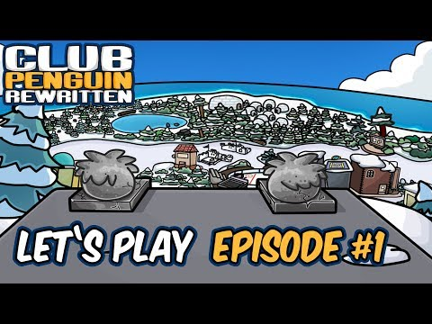 Club Penguin:  Let's Play #1 (I can't beat level 3)