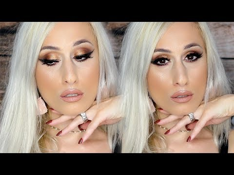 I HAVE HUGE NEWS + A Makeup Tutorial For Something Related to Said News #SOEXCITED