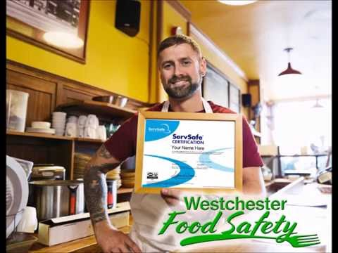 Westchester NY Food Safety Managers Certification ServSafe® in New York