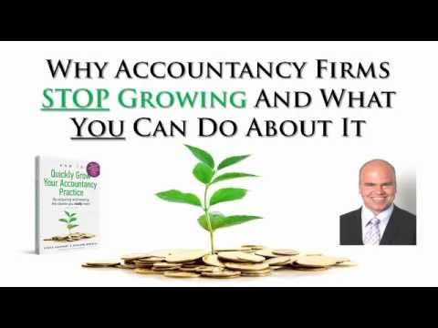 Marketing For CPAs And Marketing For Accountants: Why Accounting Firms Stop Growing