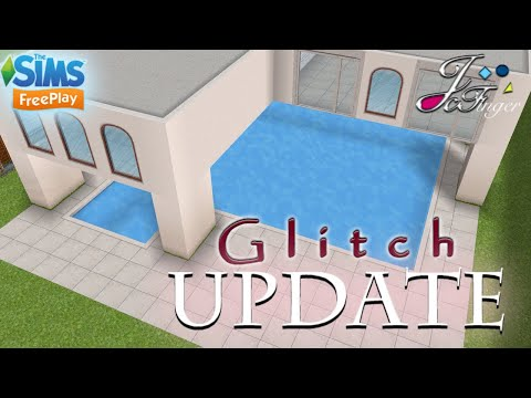 The Sims FreePlay ⚙️| GLITCH UPDATED |⚙️ {April 2018}