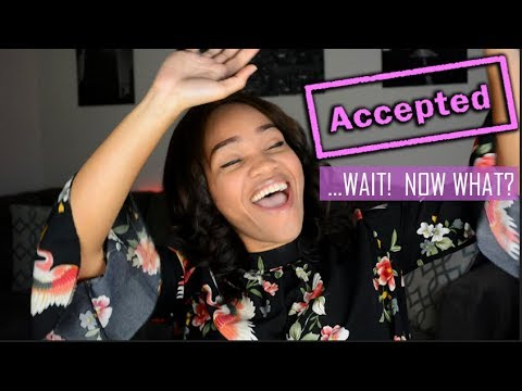 So you've been Accepted into PA School... Now What?  (Physician Assistant School)