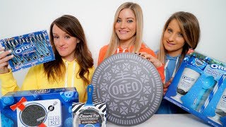 Download MASSIVE OREO UNBOXING! National Oreo Day! Video