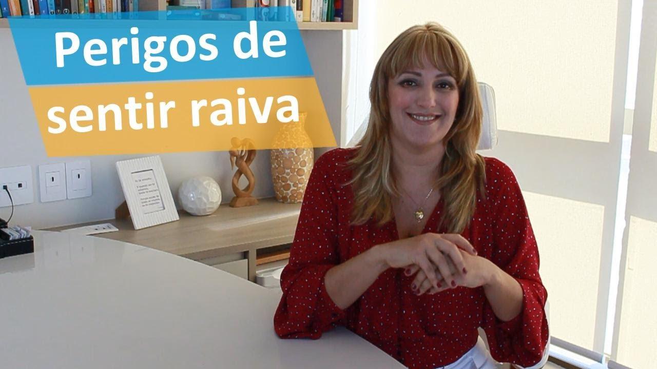 OS  PERIGOS DE SENTIR RAIVA | PSICÓLOGA RAQUEL FERNANDES SHIMIZU