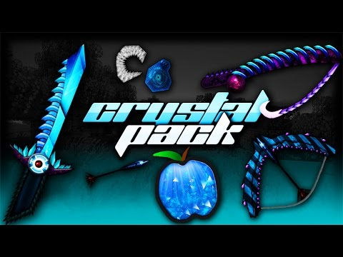 CRYSTAL PVP PACK [BEST Minecraft PvP Texture Pack] 1.8 HD + FREE DOWNLOAD