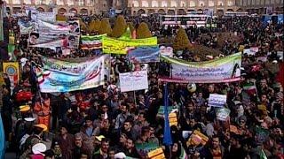 Iran celebrates Revolution Day