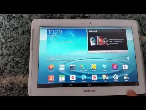 Galaxy Tab 2 - wifi not working