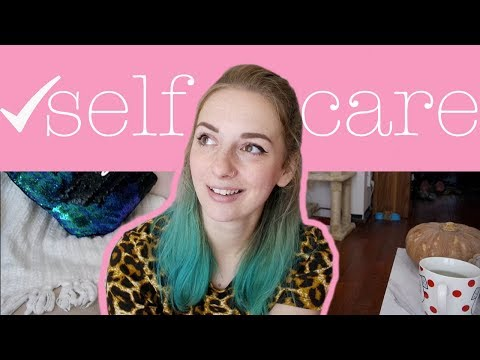 Self-care - you doing it?