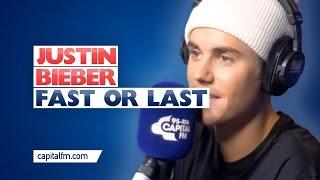 Justin Bieber Sings Hotline Bling