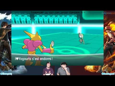 [Ep#29] Il est pas shiny - Tournoi Pokemon X/Y Online#6 part2