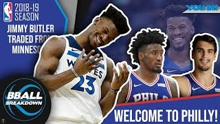 Jimmy Butler Saga Ends With Trade To Sixers