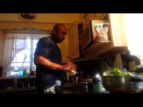 How to cook Collard Greens with Smoked Turkey