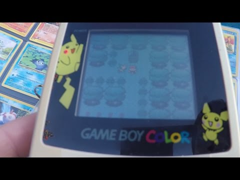 Catching Celebi in Pokemon Crystal/Gold/Silver (GS Ball Event / No Emulator)