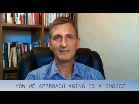 The Fear of Aging | Dr Friedemann Schaub