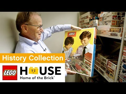 LEGO House official video – LEGO History Collection