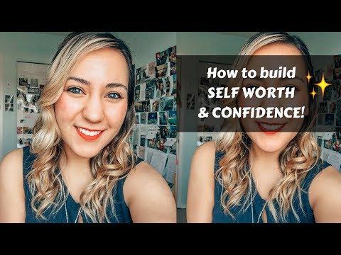 How to Increase Self Esteem & Confidence