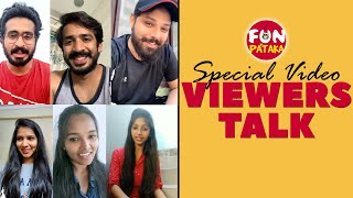 Viewers Opinion On FunPataka | #StayHome | Latest Telugu Pranks | Best Telugu Pranks