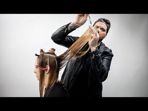 Long Layered Haircut Tutorial To Create Maximum Volume | MATT BECK VLOG Season 2 Episode 018