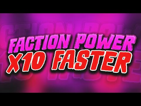 MINECRAFT PE | HOW TO GET FACTION POWER x10 FASTER | HYBRID PE |