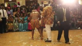 Umu Igbo Unite 2016 (UIU Convention 2016) Masquerade Dance Part 1