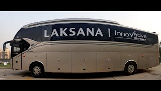 Brand new SHOHAGH SKS SCANIA K410 multi-axle bus, exterior