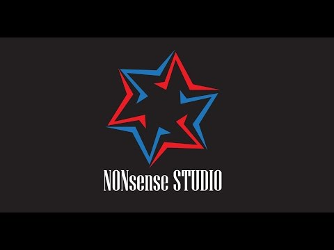Adobe Illustrator CS5 Logo Design Tutorial [Star]  | Illustrator Logo Design | NONsense STUDIO