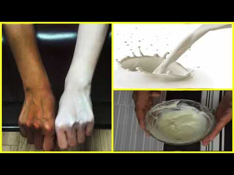 Skin Whitening | DIY Milky White Face Wash | Get Fair and  Glowing Skin in 1 day