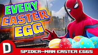 Every Easter Egg in Spider-Man (PS4)