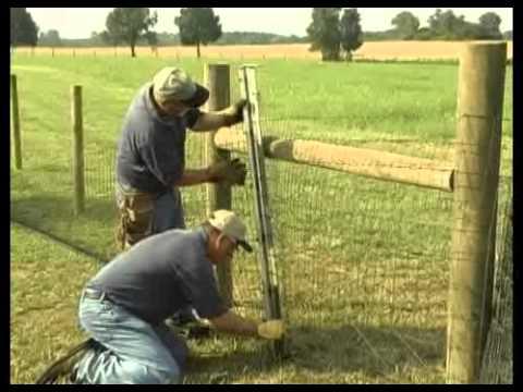Bekaert: 2x4  Horse Fence