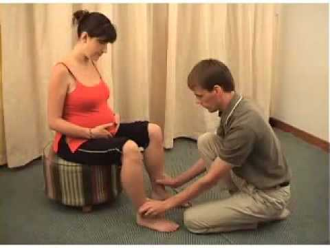Natural Ways to Induce Labor - Maternity Acupressure Points