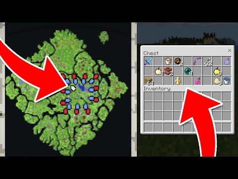 BEST PLACE to LAND in Minecraft BATTLE ROYALE!?