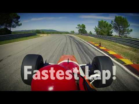 Driver's seat: This is what it's like to drive a F1 car!
