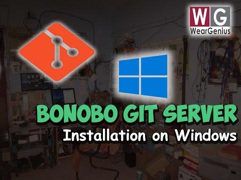 Bonobo GIT Server | Installation